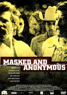 Masked And Anonymous - French Movie Cover (xs thumbnail)