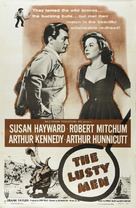 The Lusty Men - Movie Poster (xs thumbnail)