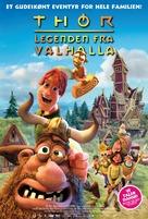 Hetjur Valhallar - Þór - Danish Movie Poster (xs thumbnail)