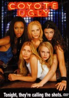 Coyote Ugly - DVD movie cover (xs thumbnail)