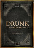 """""""Drunk History"""" - DVD movie cover (xs thumbnail)"""