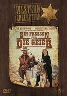 Two Mules for Sister Sara - German DVD movie cover (xs thumbnail)