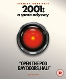 2001: A Space Odyssey - British Movie Cover (xs thumbnail)