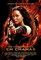 The Hunger Games: Catching Fire - Portuguese Movie Poster (xs thumbnail)