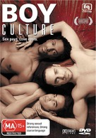 Boy Culture - Australian DVD cover (xs thumbnail)