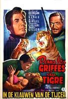 Geliebte Bestie - Belgian Movie Poster (xs thumbnail)