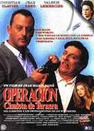 Opération Corned-Beef, L' - Spanish Movie Poster (xs thumbnail)