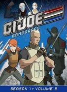"""G.I. Joe: Renegades"" - DVD cover (xs thumbnail)"