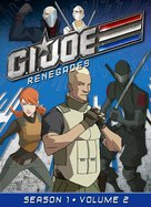 """G.I. Joe: Renegades"" - DVD movie cover (xs thumbnail)"