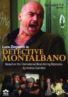 """""""Il commissario Montalbano"""" - DVD movie cover (xs thumbnail)"""