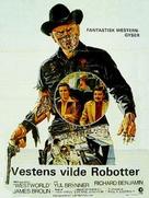 Westworld - Danish Movie Poster (xs thumbnail)