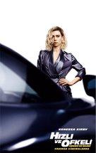 Fast & Furious Presents: Hobbs & Shaw - Turkish Movie Poster (xs thumbnail)