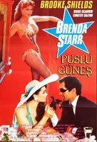 Brenda Starr - Turkish Movie Poster (xs thumbnail)