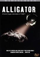 Alligator - Danish Movie Cover (xs thumbnail)