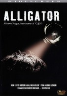 Alligator - Danish Movie Cover (xs thumbnail)