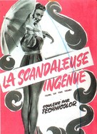 The Petty Girl - French poster (xs thumbnail)