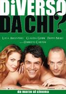 Diverso da chi - Italian Movie Poster (xs thumbnail)