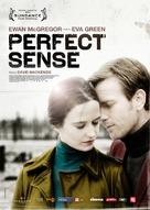 Perfect Sense - Czech Movie Poster (xs thumbnail)