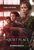A Quiet Place: Part II - Malaysian Movie Poster (xs thumbnail)