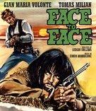 Faccia a faccia - Blu-Ray cover (xs thumbnail)