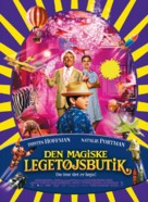 Mr. Magorium's Wonder Emporium - Danish Movie Poster (xs thumbnail)