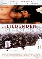 Amantes del Círculo Polar, Los - German Movie Poster (xs thumbnail)