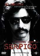 Serpico - German DVD cover (xs thumbnail)
