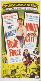 The Naked City - Combo poster (xs thumbnail)