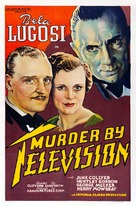 Murder by Television - Movie Poster (xs thumbnail)