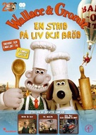 Wallace and Gromit in 'A Matter of Loaf and Death' - Swedish DVD movie cover (xs thumbnail)