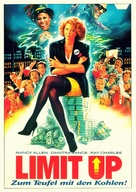 Limit Up - German Movie Poster (xs thumbnail)