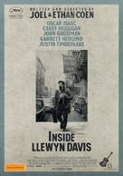 Inside Llewyn Davis - Australian Movie Poster (xs thumbnail)