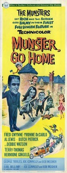Munster, Go Home - Movie Poster (xs thumbnail)