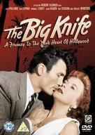 The Big Knife - British DVD cover (xs thumbnail)