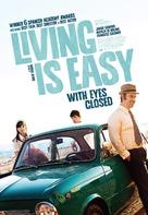Vivir es fácil con los ojos cerrados - Australian Movie Poster (xs thumbnail)