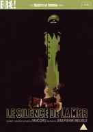 Le silence de la mer - British DVD cover (xs thumbnail)