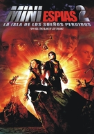 Spy Kids 2 - Argentinian Movie Poster (xs thumbnail)