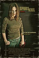 Sportkill - poster (xs thumbnail)