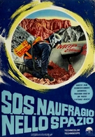 Robinson Crusoe on Mars - Italian Theatrical poster (xs thumbnail)