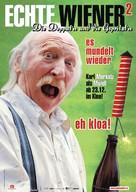 Echte Wiener II - Die Deppat'n und die Gspritzt'n - Austrian Movie Poster (xs thumbnail)