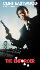 The Enforcer - VHS cover (xs thumbnail)