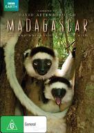 """Madagascar"" - Australian DVD movie cover (xs thumbnail)"