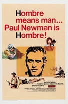 Hombre - Movie Poster (xs thumbnail)