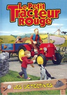 Little Red Tractor - French Movie Cover (xs thumbnail)