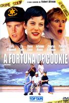 Cookie's Fortune - Brazilian DVD cover (xs thumbnail)