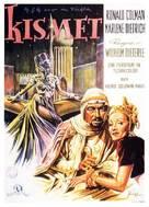 Kismet - German Movie Poster (xs thumbnail)