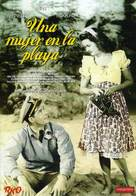 The Woman on the Beach - Spanish DVD cover (xs thumbnail)