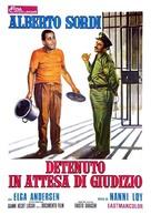 Detenuto in attesa di giudizio - Italian Movie Poster (xs thumbnail)