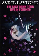 Avril Lavigne: The Best Damn Tour - Live in Toronto - DVD movie cover (xs thumbnail)