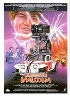 Malcolm - Spanish Movie Poster (xs thumbnail)